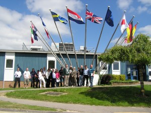 NAA visit to the  Rutherford appleton laboratory in June